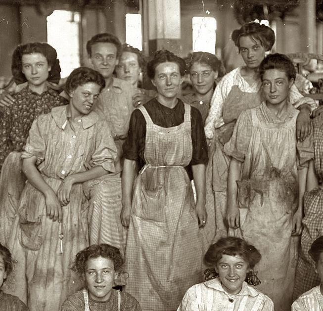 Mulheres Operárias