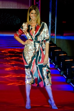 Liliana Campos vestida por MM Lifestyle